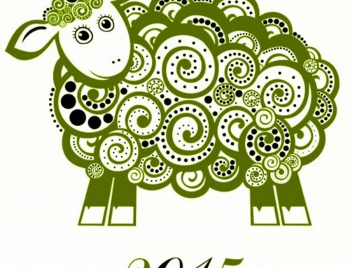 The Year of the Green Wooden Sheep