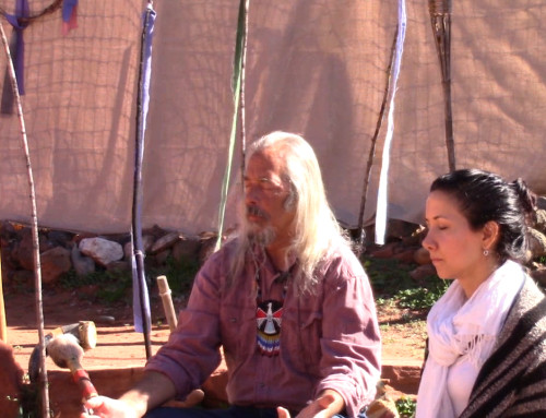 Episode 4; Interview with Native Elder Joseph Greywolf