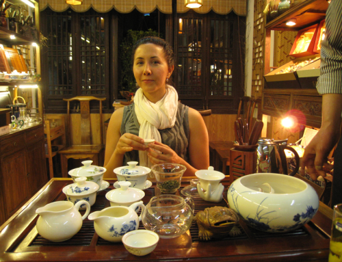 Long Jing, Bamboo Leaf, and Spirit Tea of the Three Gorges