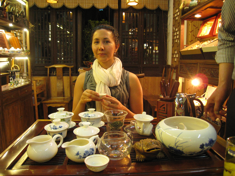 Lia Andrews Tea Shop