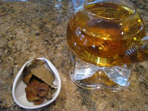 We Shan Spirit tea