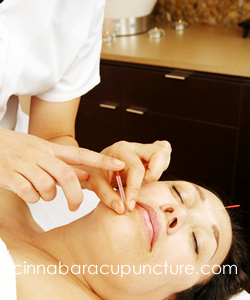Cinnabar Cosmetic Acupuncture