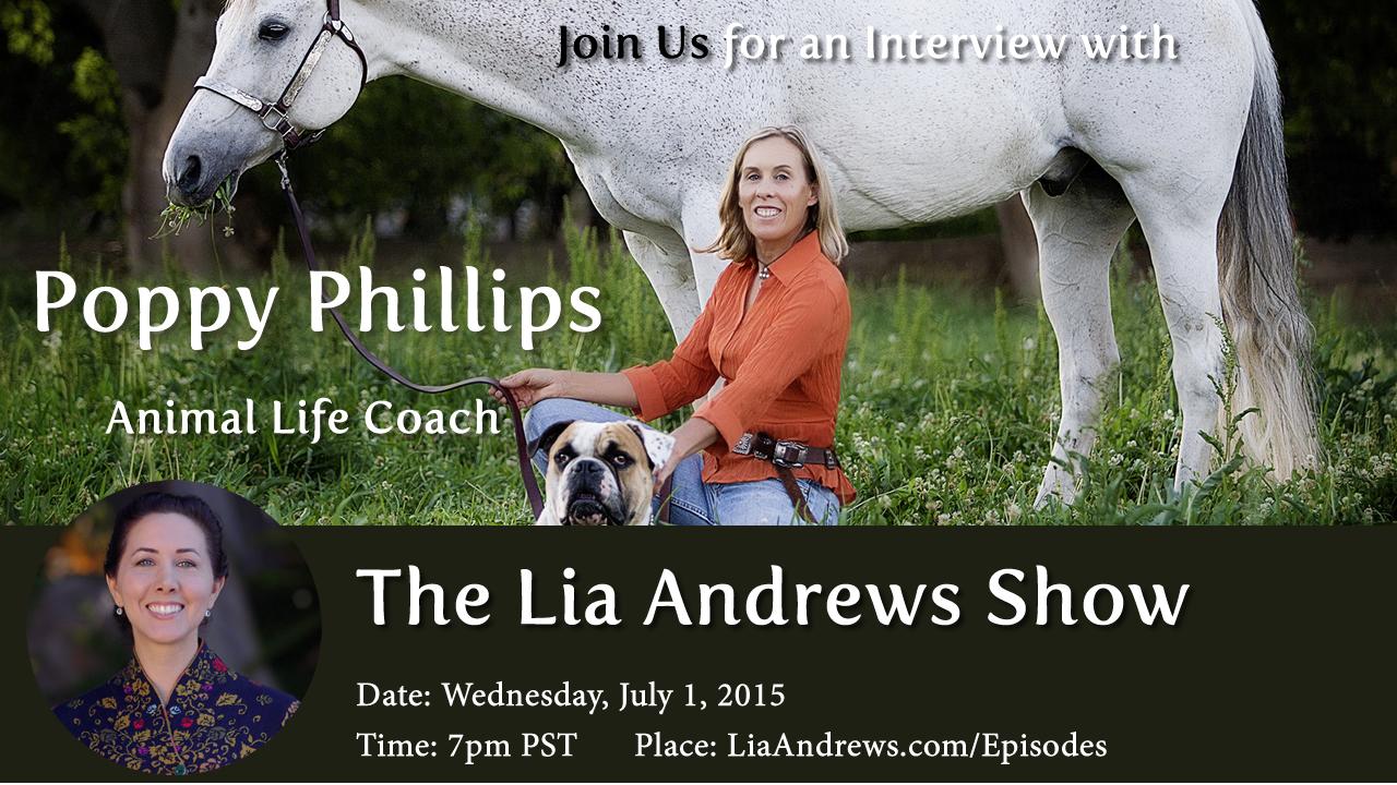 PoppyPhillipsThe Lia Andrews Show Podcast
