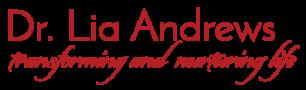 Dr. Lia Andrews Logo